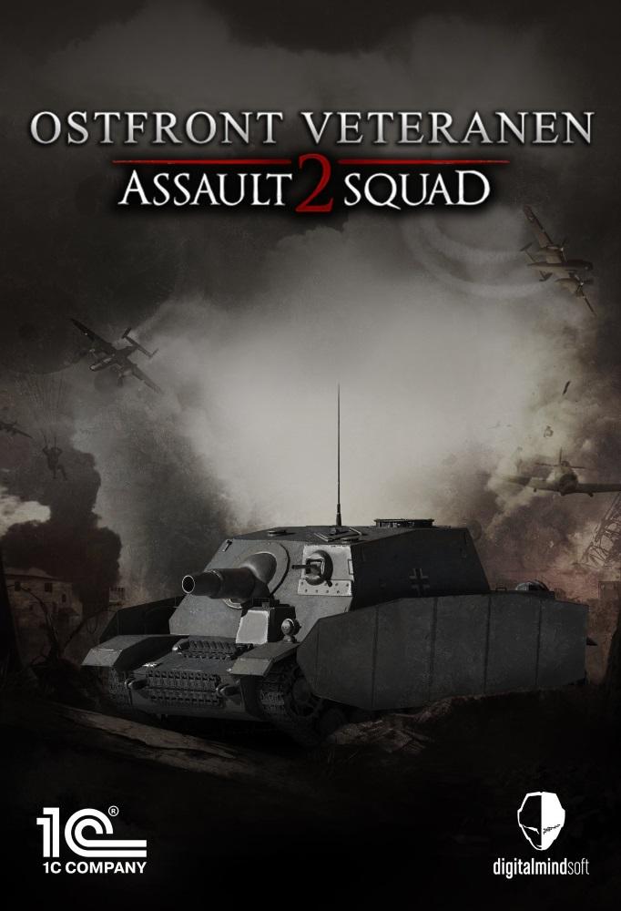 Скачать файл В тылу врага: Штурм 2 | Men of War Assault Squad 2 (3.261.0) (PC, by xatab, +5 DLC, Full, Ostfront Veteranen, торрент)