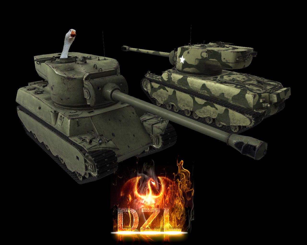Скачать М6А2Е1 (HD) - автор DZL — бесплатно