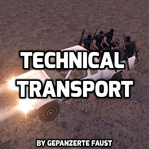 Скачать Technical Transport — бесплатно
