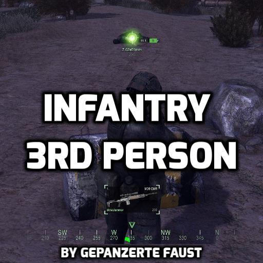 Скачать Infantry 3rd Person — бесплатно