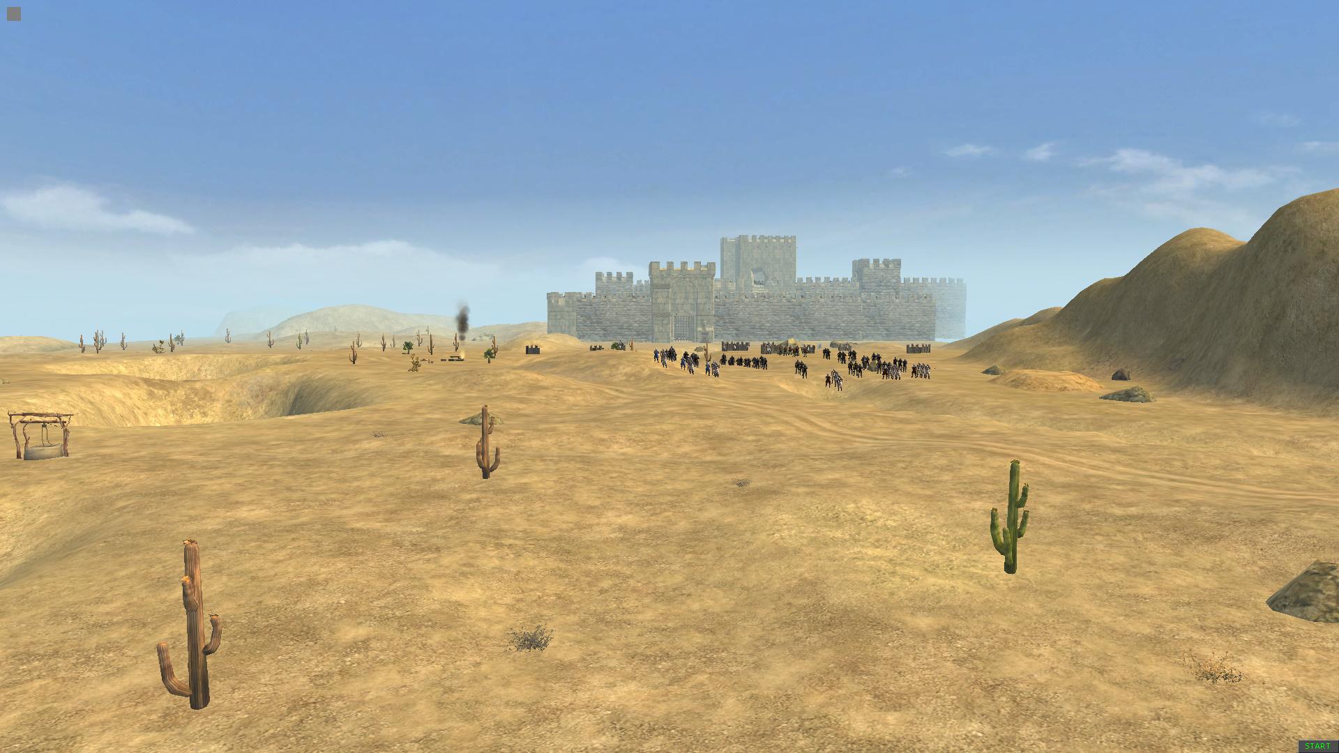Скачать castle desert — бесплатно