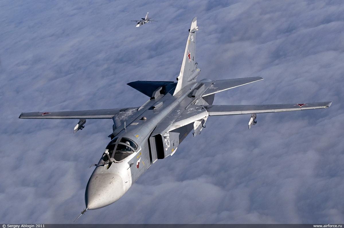 Скачать СУ-24 для cw — бесплатно