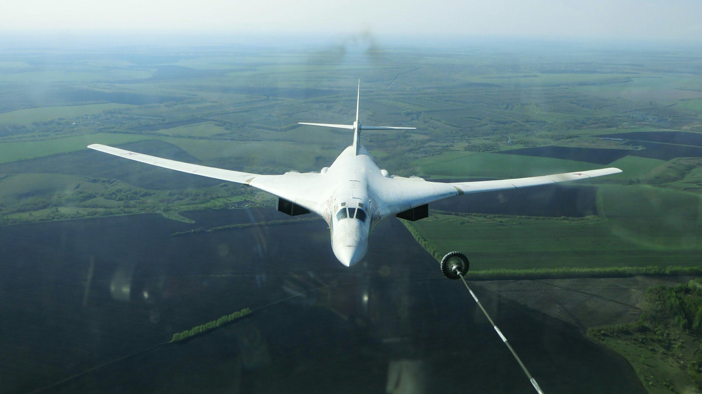 Скачать Су-24 и Ту-160 для CW — бесплатно