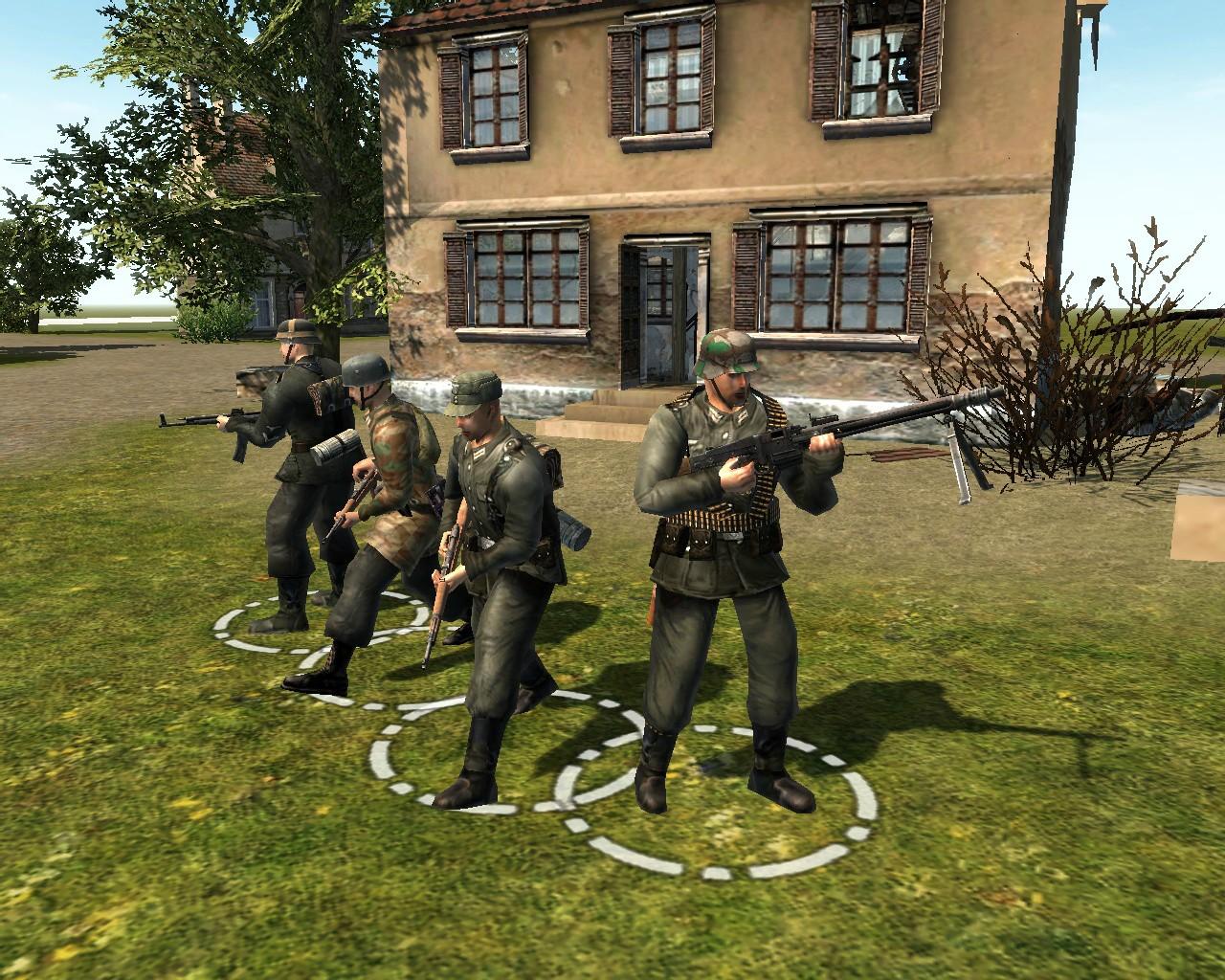 Скачать Немецкие, Американские и Советские скины — бесплатно