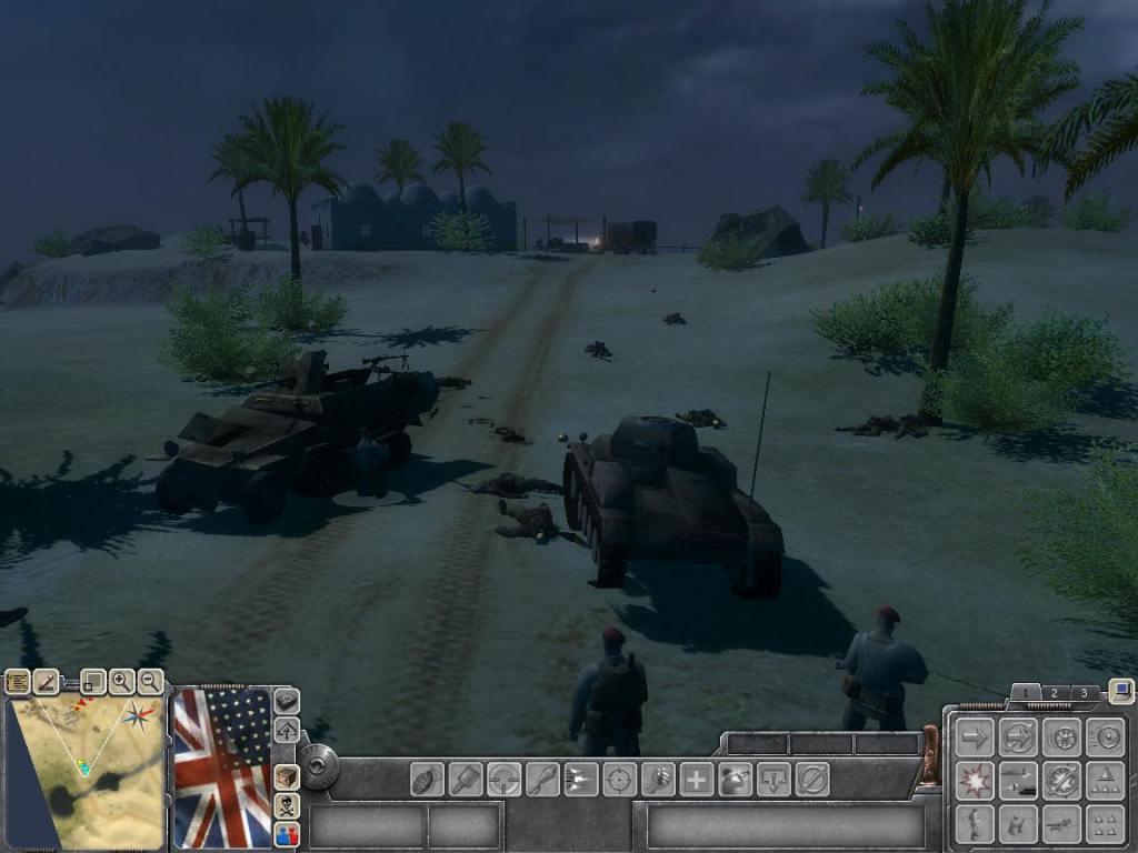 Скачать Desert War Mod v1.00 — 1.01 — бесплатно